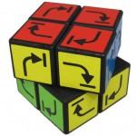 необратимый куб