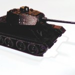 танк 3D